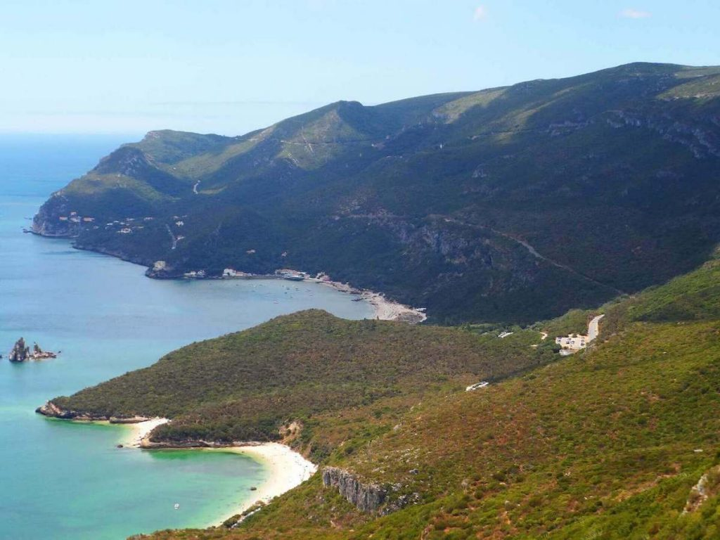 Beautiful view of Arrábida
